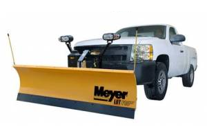 Truck Equipment - Snow Plows and Spreaders