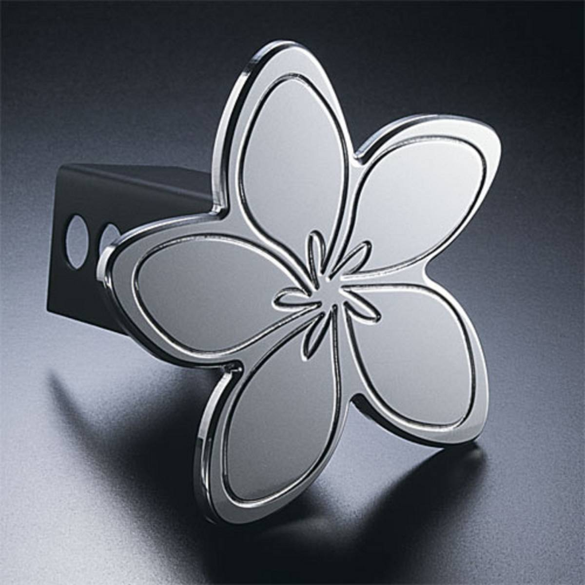 All Sales 1020 Hula-Biscus Hitch Cover