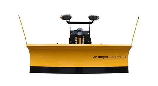 Quick Mount Plow Cart Storage Brackets for Meyer EZ Mount Plows