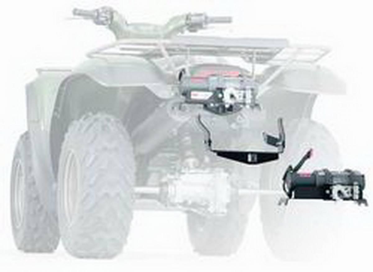 WARN 63796 ATV Winch Mounting System