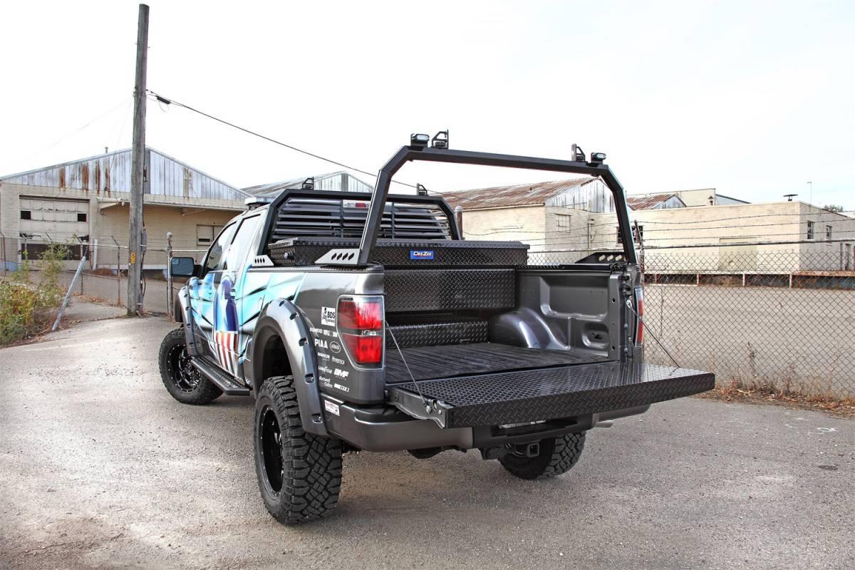 Dee Zee DZ4103B Black-Tread Full Tailgate Protector