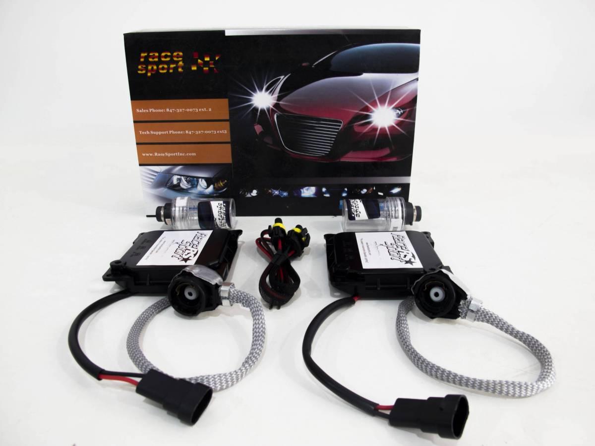 Race Sport 9007-3-6K-G4-CANBUS HID Kit
