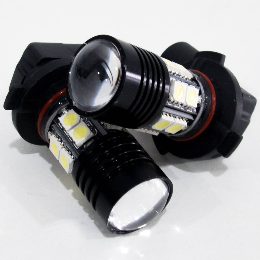 Race Sport Rs 9005 Led Lamp Pr 9005 Projection Led Headlight Drl Bulb Nelson Truck Equipment Accessories
