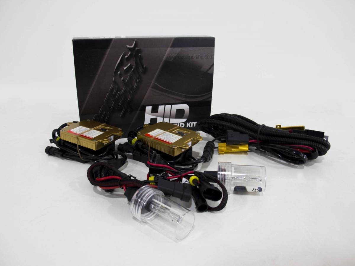 Race Sport 9005-5K-G4-CANBUS HID Kit