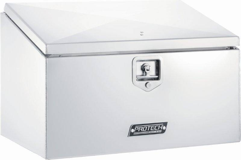 Protech Protech Aluminum Box Polished Body Frame Top