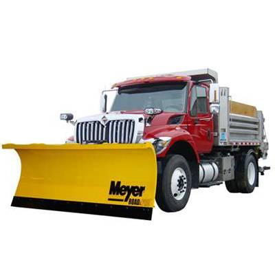Truck Equipment - Snow Plows/Spreaders