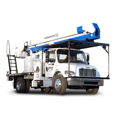 Utility/Aerial/Trailers - Bucket Trucks and Aerial Devices