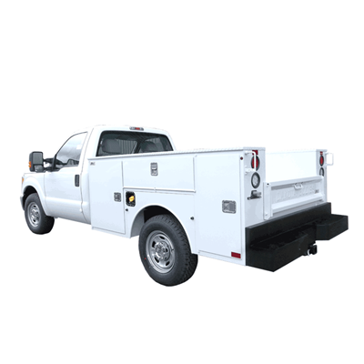 Utility/Aerial/Trailers - Service Bodies