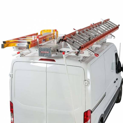 Van Equipment - Exterior