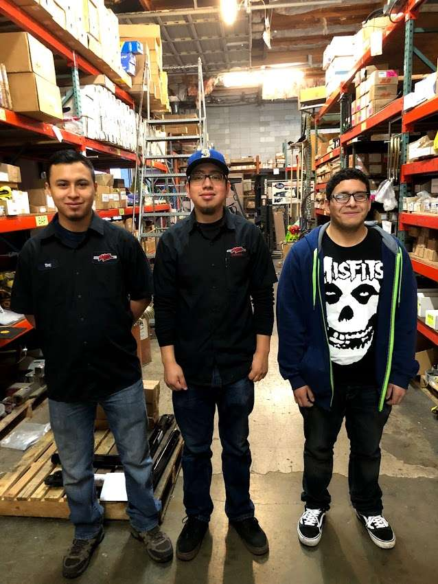 Warehouse Team