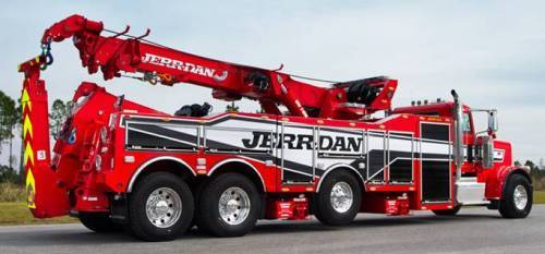 Carriers/Wreckers - Jerr-Dan Carriers/Wreckers