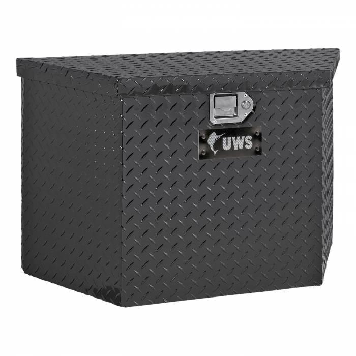 UWS - UWS Trailer Box TBV-49-BLK