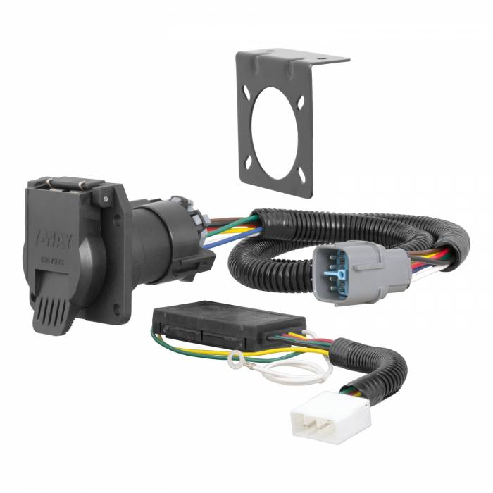 Curt Manufacturing 56358 Custom Wiring Harness