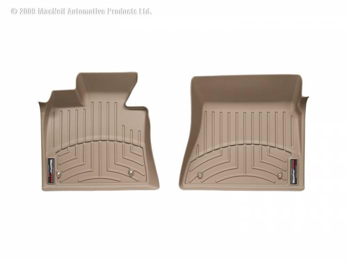 WeatherTech - WeatherTech FloorLiner DigitalFit 455801