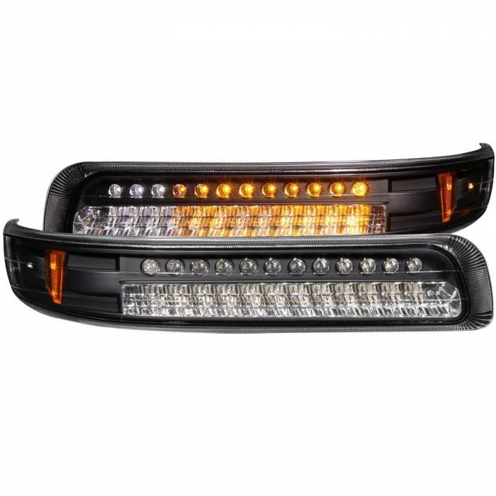 Anzo USA - Anzo USA Parking Light Assembly 511055