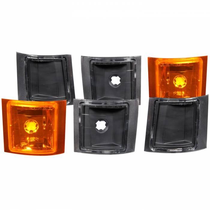 Anzo USA - Anzo USA Cornering Light Assembly 521033