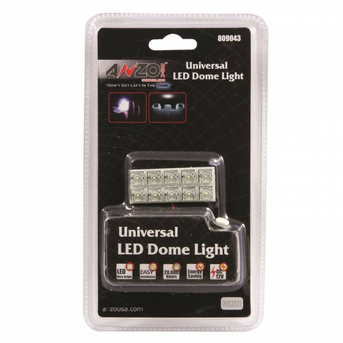 Anzo USA - Anzo USA LED Dome Light Bulb 809043