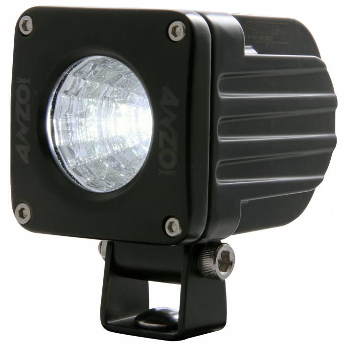 Anzo USA - Anzo USA Rugged Vision Flood LED Light 861111