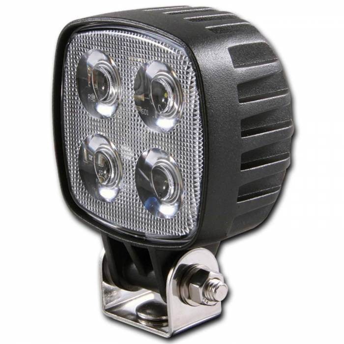 Anzo USA - Anzo USA Rugged Vision Spot LED Light 881031