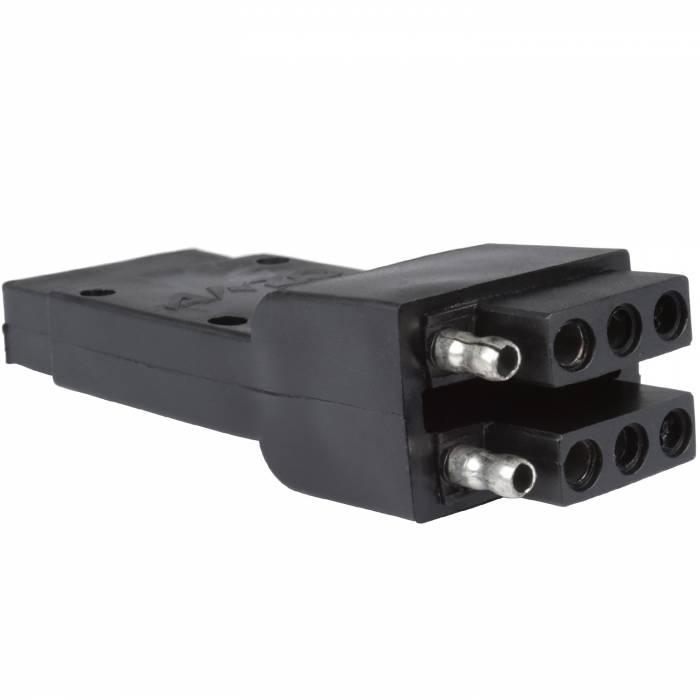 Anzo USA - Anzo USA Dual 4-Wire Flat Adapter 851009