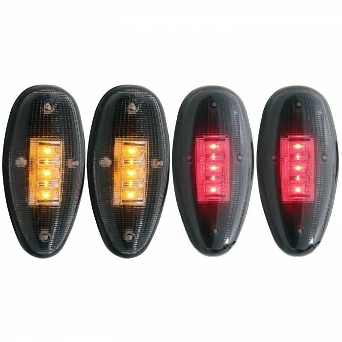 Anzo USA - Anzo USA LED Dually Fender Lights 861080
