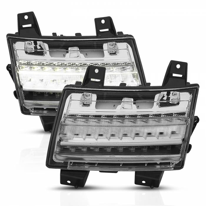 Anzo USA - Anzo USA Side Marker Light Assembly 511083