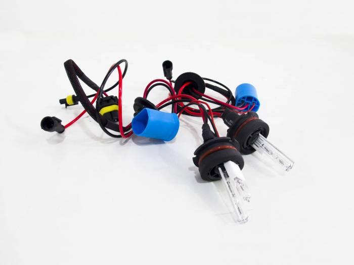 Race Sport - Race Sport 9004 30K Replacement Bulb (Pair) (9004-30K-SB-RB)