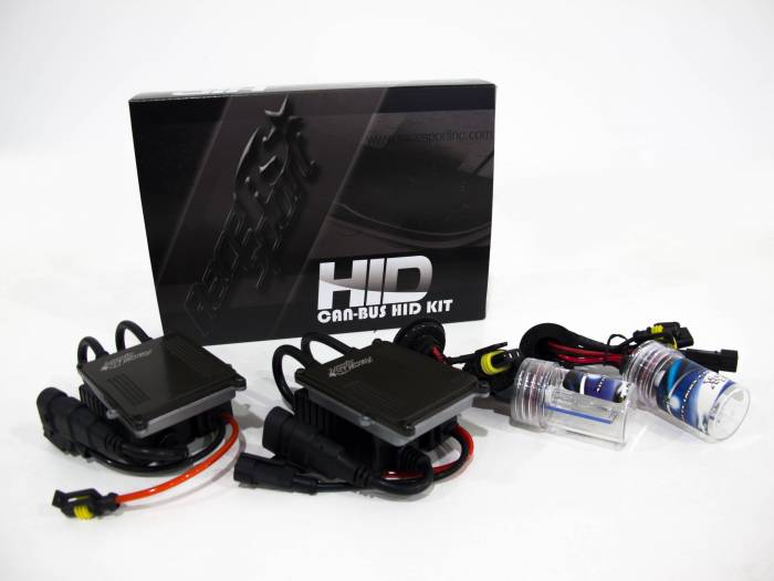 Race Sport - Race Sport H11 Purple Gen3 Canbus 35 Watt HID Kit (H11-PURPLE-G3-CANBUS)