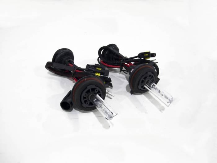 Race Sport - Race Sport H13 6K Replacement Bulb (Pair) (H13-6K-SB-RB)