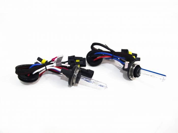 Race Sport - Race Sport H15 8K Replacement Bulb (Pair) (H15-8K-SB-RB)