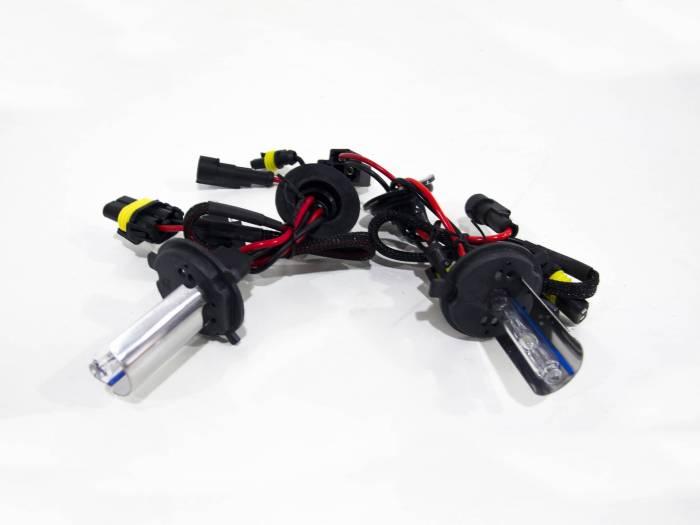 Race Sport - Race Sport H4 12K Replacement Bulb (Pair) (H4-12K-SB-RB)
