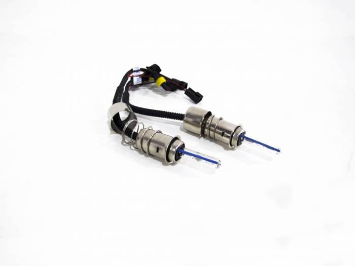 Race Sport - Race Sport H6 6K Replacement Bulb (Pair) (H6-6K-SB-RB)