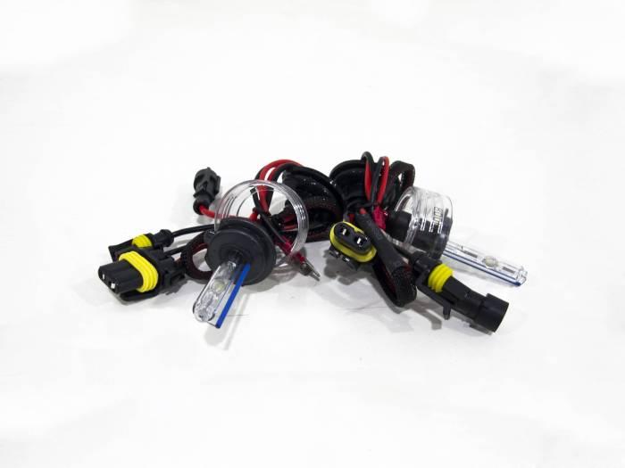 Race Sport - Race Sport H7 3K Replacement Bulb (Pair) (H7-3K-SB-RB)