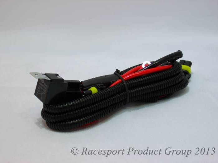 Race Sport - Race Sport 12v Relay Harness (RELAY-HARNESS)