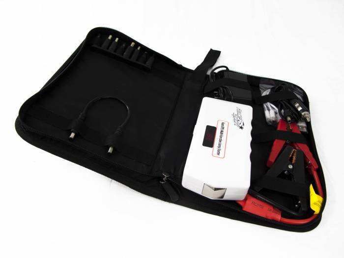 Race Sport - Race Sport 14,000mAh Survival Series Jump Pack w/ Safety Hammer and LED Screen (RS-04-JUMP)