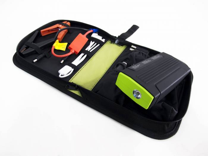 Race Sport - Race Sport 16,800mAh Diesel Jump Start Power Kit w/ Multi Connects (RS-08-DJUMP)