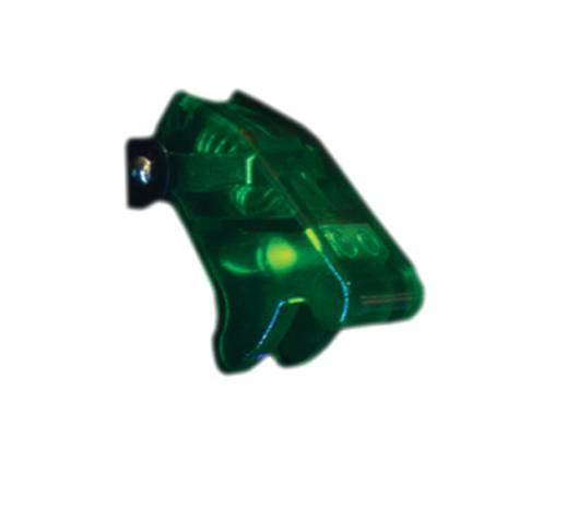Race Sport - Race Sport 12V LED Toggle Switch (Green) (RS-12V-GREEN)