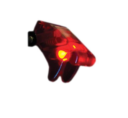 Race Sport - Race Sport 12V LED Toggle Switch (Red) (RS-12V-RED)