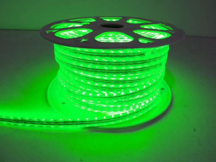 "Race Sport - Race Sport 110V ""Atmosphere"" Waterproof 5050 LED Strip Lighting Green (MS-5050-164FT-G)"