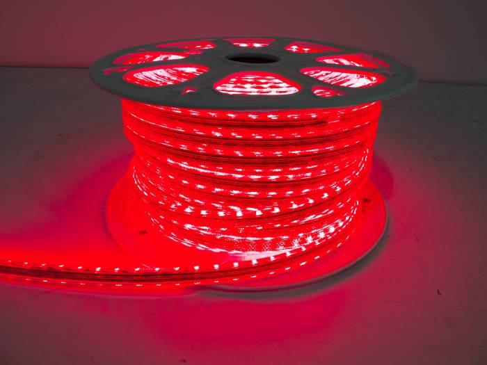 "Race Sport - Race Sport 110V ""Atmosphere"" Waterproof 5050 LED Strip Lighting Red (MS-5050-164FT-R)"