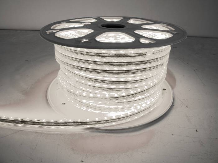"""Race Sport - Race Sport 110V """"Atmosphere"""" Waterproof 5050 LED Strip Lighting Warm White (MS-5050-164FT-WW)"""
