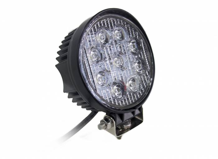 Race Sport - Race Sport 4in Round Hi-Power LED 27W / 1755LM (EACH) (RS-27W-R)