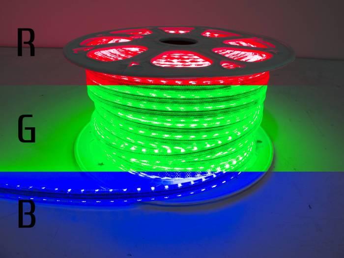 "Race Sport - Race Sport 110V ""Atmosphere"" Waterproof 5050 LED Strip Lighting RGB (MS-5050-164FT-RGB)"