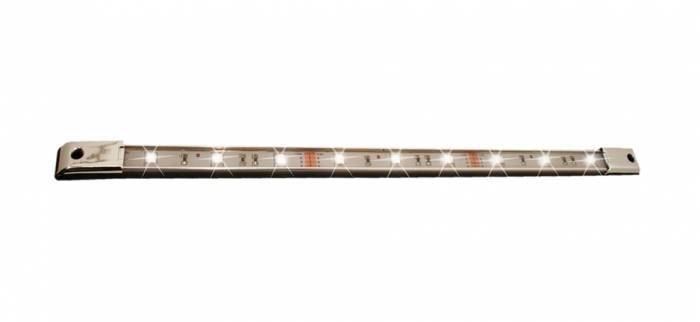 "Race Sport - Race Sport 13.75"" Marine LED Custom Accent Bar (MS-U30LEDC13.75-W)"