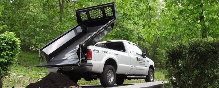 EZ Dumper - EZ Dumper 8' Steel Dump Insert (EZ0012T)