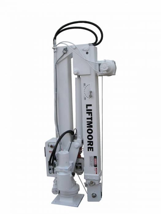 Liftmoore - Liftmoore DC Powered Crane: LA6K Series (LA6K EX-11 ATB)