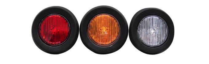 """TecNiq - TecNiq 2"""" Round Sidemarker Grommet (S30-0G00-1)"""