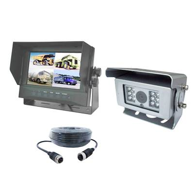 Convoy Technologies, LLC - Convoy Technologies, LLC Back Up Camera Kit (HRPRVS-770613)