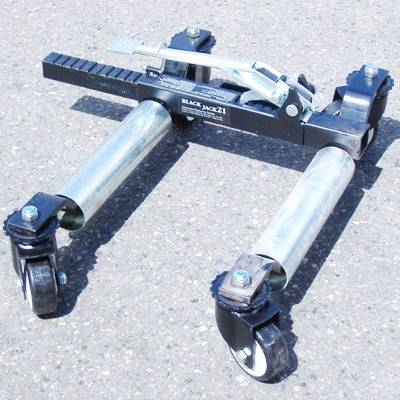 Western Sling - Western Sling Black Jack Automotive Dolly (WSS21)