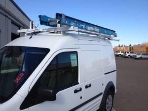Kargo Master - Kargo Master Compact Vans EZ-LoDown Ladder Rack (40933) - Image 3